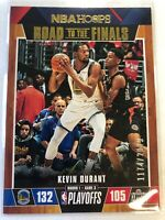 2019-20 NBA Hoops Road to the Finals First Round #18 Kevin Durant /2019