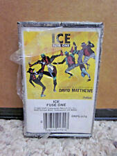 FUSE ONE Ice cassette tape David Matthews jazz-fusion 1985 Larry Corryell NEW