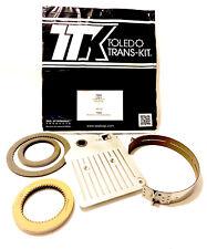 AOD Transmission Rebuild Kit 1980-1993 with 2 WD Filter Clutch Kit Band