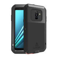 LOVE MEI Shock-proof Phone Case for Samsung Galaxy A6 Plus (2018) / A9 Star Lite