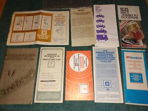 1979 PONTIAC TRANS AM / FIREBIRD + OWNER'S MANUAL SET / ORIG. GUIDE BOOK & AM-FM