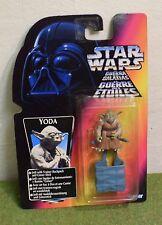 Star wars poder de la fuerza Tri Logo Yoda