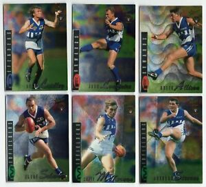 1996 Select Classic Centenary Series North Melbourne Kangaroos (pick from list)