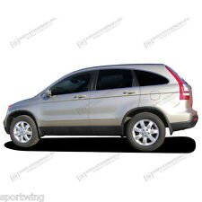 For: HONDA CRV; PAINTED Body Side Moldings Mouldings Trim 2007-2011