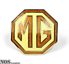 MGTC, MGTD Front Grille Badge