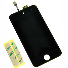 LCD Display Screen + Touch Digitizer Glass Assembly for Apple iPod Touch 4 Black