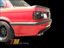 BMW E30 '84-'92 Rear Bumper E36 M3 DTMFiberWerkz Style