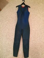 Scuba Diving Wet Suit  Women's Size Small With Hood