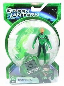 "The Green Lantern - TOMAR-RE 4"" movie action figure GL15 toy Mattel - NEW!"