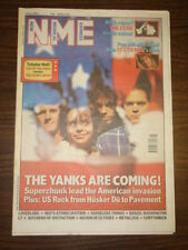 NME 1992 MAY 2 SUPERCHUNK THE CURE METALLICA ST ETIENNE