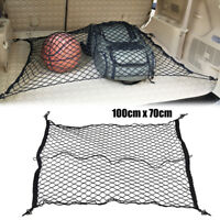 Fit For Toyota Kluger 2008-2017 Rear Trunk Floor Cargo Net Mesh Luggage Elastic