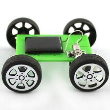 Puzzle Hobby IQ Children DIY Educational Kit Solar Powered Car Gadget Toy