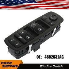 Master Window Switch For Jeep Liberty Dodge Nitro Journey 2008 - 2012 4602632AG