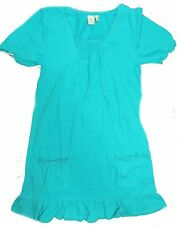SO Clothing Youth Toddler Girl Blue ( Teal / Caribbean Sea ) Dress, Med 10/12