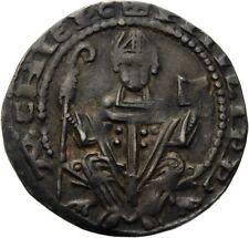Künker: Bistum Köln, Philipp von Heinsberg, 1 Pfennig o. J., Bischof, Turm