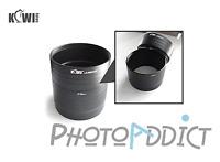 LA-58SX210T - Adaptateur 58mm pour Canon PowerShot SX210 IS