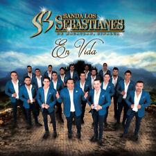 En Vida by Banda Los Sebastianes (CD, Jan-2018, Fonovisa) NEW NOW SHIPPING !