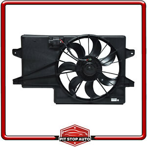 New Engine Cooling Fan Assembly for Focus