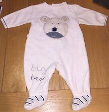 Big Bear unisexe bébé grandir à 1 mois