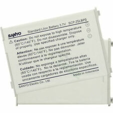 Sanyo SCP-25lbps katana SCP-3200 Sprint Cellphone Standard Battery Replacement