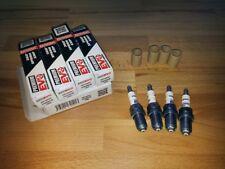 4x Audi A2 1.6i FSi y2002-2005 = Brisk High Performance EVO Laser Spark Plugs