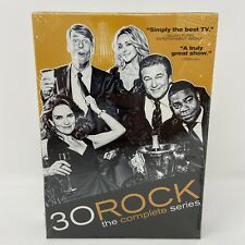 30 Rock The Complete Series Season 1 2 3 4 5 6 7 DVD New Factory Sealed