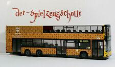 Rietze: MAN DL Doppeldecker: BVG Berlin - MCM