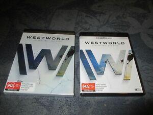 Westworld - Season Two The Door - 3 Disc Set - 4K Ultra-HD
