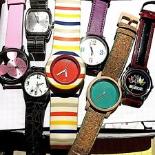40 Plus Watches in a Box, Many w/ Batteries & Running - M/W/Kids/Unisex