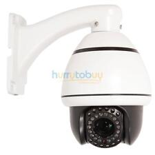 1200TVL HD 30X Zoom PTZ Home Security CCTV Camera Video IR-Cut System RS-485