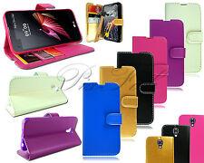 Cover e custodie semplice LG in pelle per cellulari e palmari