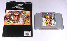Spiel: MARIO PARTY 2 - mit Anleitung/ für Nintendo 64