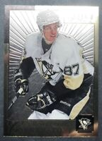 2013-14 Panini Select Cornerstone # 1 Sidney Crosby Pittsburgh Penguins Insert