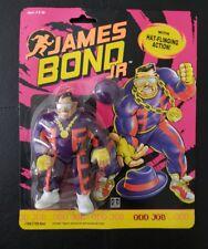 Hasbro James Bond JR Action Figure - Odd Job. 1991