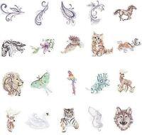 OESD Embroidery Machine Designs CD MAJESTIC ANIMALS - NEW