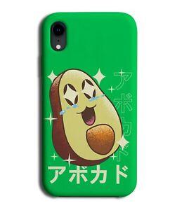 Laughing Avocado Phone Case Cover Happy Smile Smiley Face Kawaii Avocados MB21