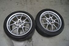"BMW Genuine BBS Alloy Wheels X2 17"" 17x8J +35 5X120 PAIR"