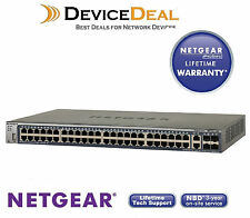 Netgear M4100-50G (GSM7248) ProSAFE 50-port Gigabit L2 Fiber Managed Switch