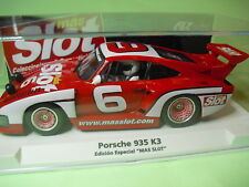 FLY CAR MODEL  PORSCHE 935 K3 MAS SLOT MAGAZINE SPECIAL EDITION 99085