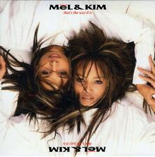 *NEW* CD Single - Mel & Kim - That's The Way It Is (13 Tracks) PWL SAW