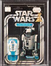 Vintage Kenner 1978 Star Wars 12 Back 12B R2-D2 AFA 80+ (85/80/85)