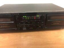 Pioneer CT-W208R Registratore a doppia cassetta stereo