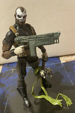 EEG! Custom Marvel Legends Scale Chapel Image Spawn Villain w Gun & Knife