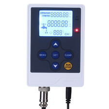 Water Liquid Flow Rate Volume Digital Display Flowmeter Quantitative Controller