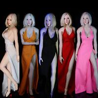 "1/6 Evening Dress Clothes Fit 12"" Female Phicen TBLeague Action Figure Body Doll"