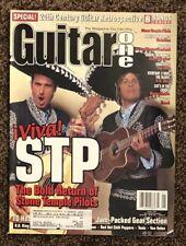 Guitar One Magazine Vintage Back Issue 1999 2000