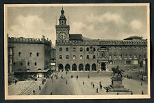 C1920s View of Piazza Vittorio Emanuele, Bologna, Italy