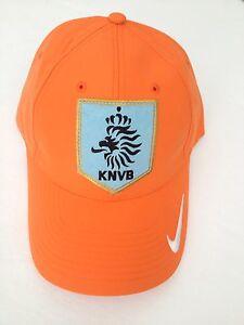 Nike Adult Unisex Holland Nederland Football KNVB Cap Hat 119319 815