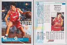 JOKER BASKET Serie A1 1994-95 - Massimo Gattoni # 25 - Mint