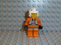 LEGO® Star Wars 1x Figur Rebel Pilot Dak Ralter aus Set 7666 sw012b F979